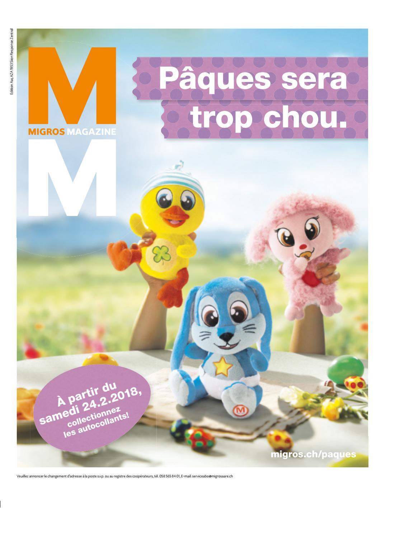 08 aa Genossenschafts Bund Migros f by Migros 2018 magazin 8OvmnwN0