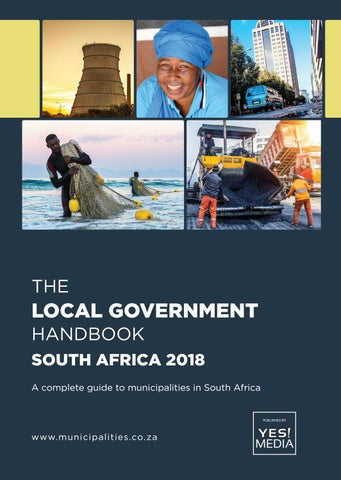 Local Government Handbook - South Africa 2018 by Yes Media
