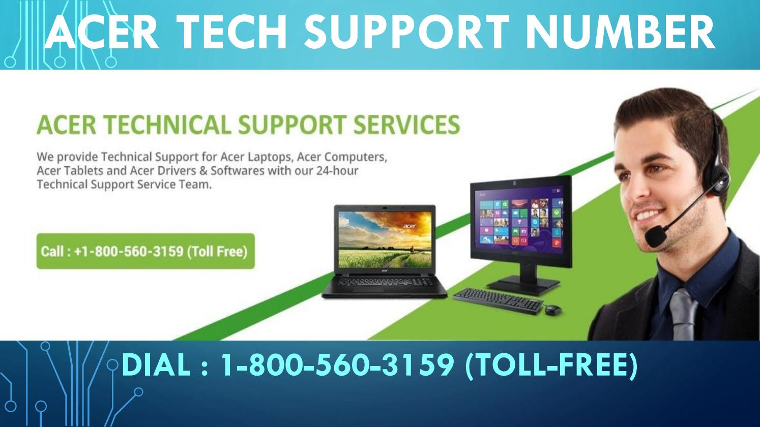 Acer tablet tech support