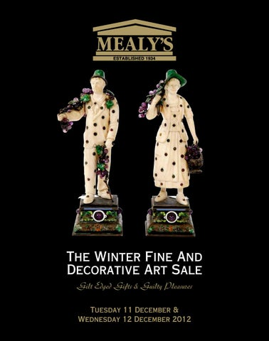 MEALY'S Winter Sale 2012