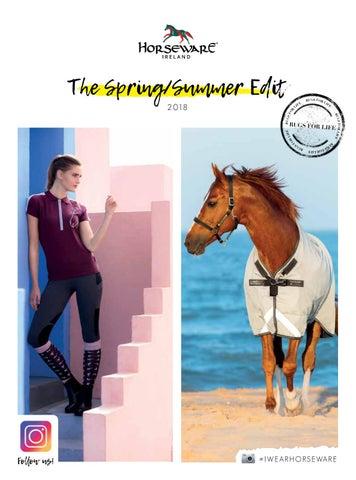 Horseware Ireland Ss 18 Consumer