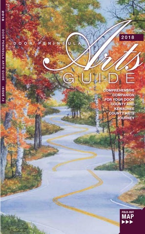 Door County ARTS Guide 2018 by Gannett Wisconsin Media - issuu on map of beloit wi, map of the fox valley wi, map of city of madison wi, map of algoma wi, map of peninsula state park wi, map of castle rock lake wi, map of racine wi, map of wisconsin, map of liberty grove wi, map of baileys harbor wi, map of lakewood wi, map of jacksonport wi, map of black river falls wi, map of green bay wi, map of menomonie wi, map of apostle islands wi, map of washington island wi, map of de soto wi, map of ohio by county,