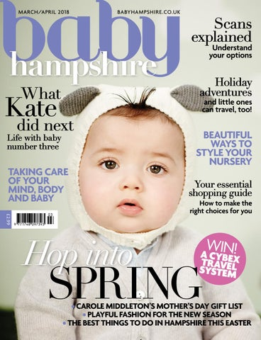 Baby December 2018 By The Chelsea Magazine Company Issuu