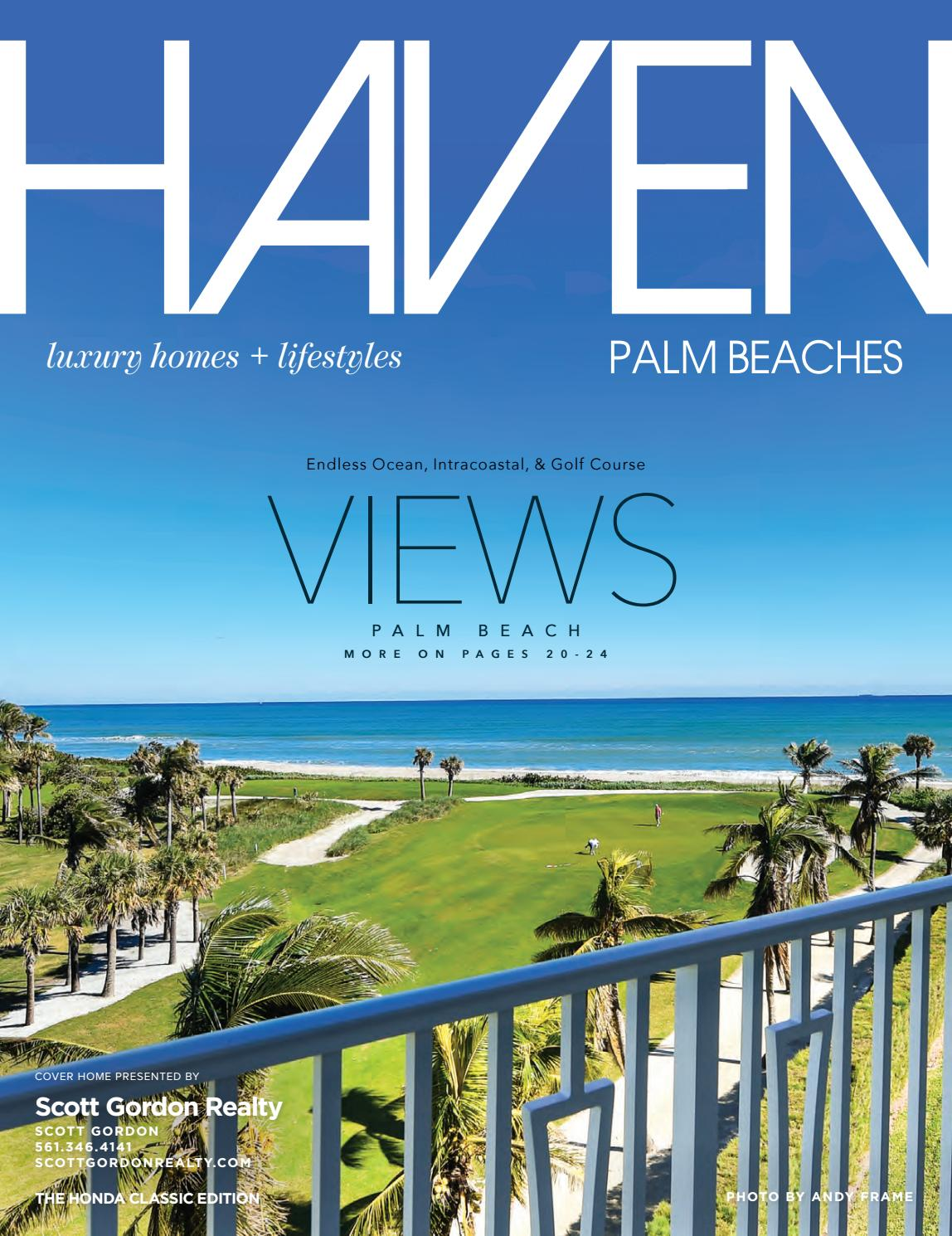 Haven Palm Beaches | 2/18 | The Honda Classic Edition by Haven Miami ...