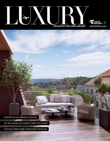 Luxury ČSA 02 2018 by LuxuryGuideCZ - issuu 7376799213