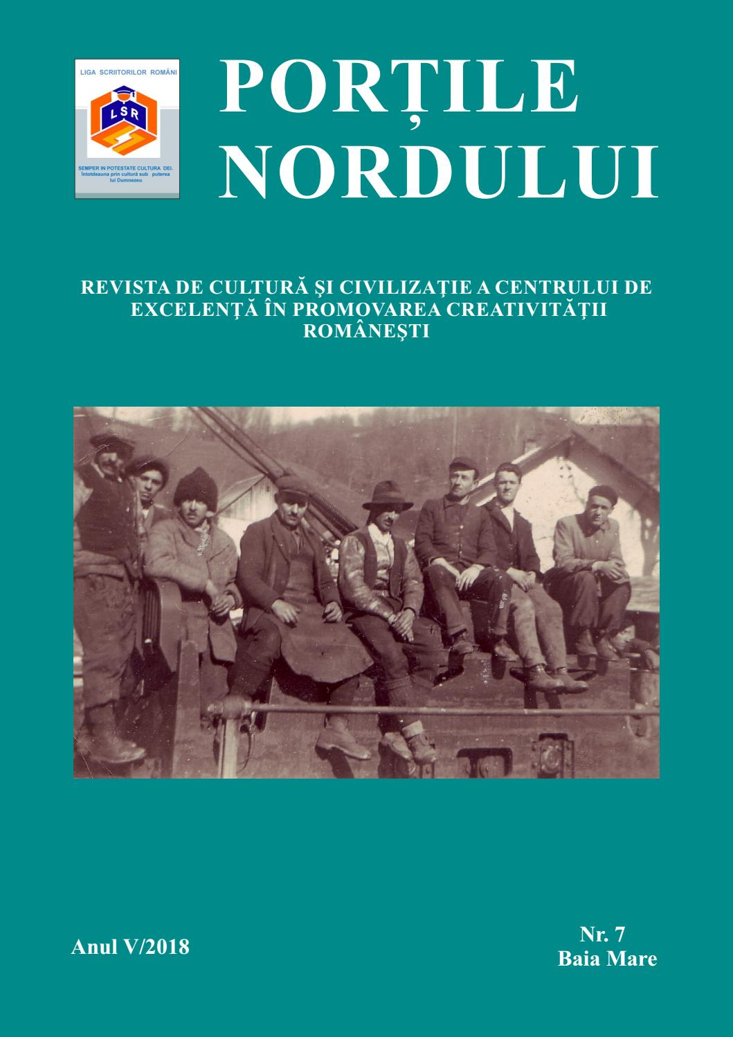 Portile nordului nr 7, 2018 by Hopernicus - issuu