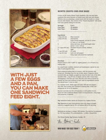 Page 80 of Monte Cristo One Pan Bake