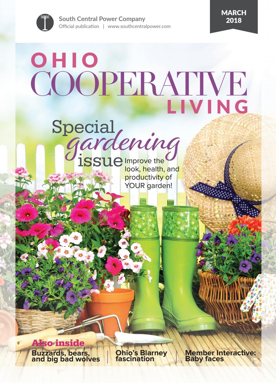 Ohio Cooperative Living March 2018 South Central By Tendencies Tops Jagger Olive L Issuu