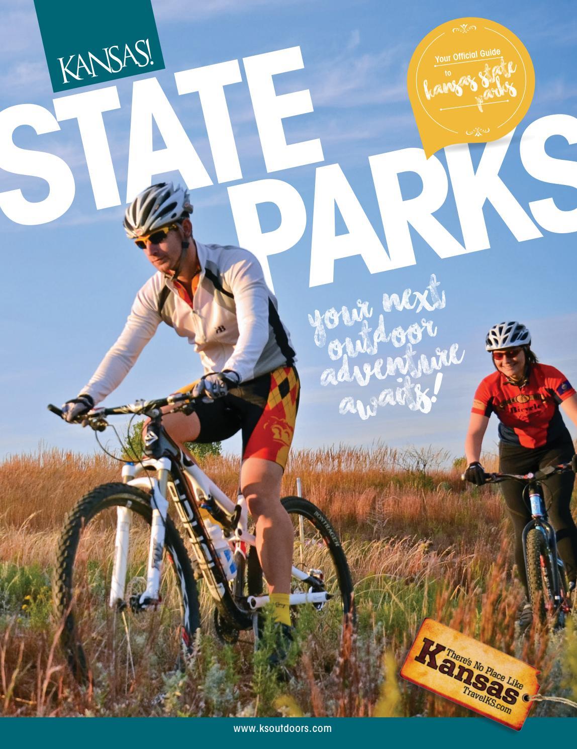 Kansas State Parks Guide 2018 By Kansas Magazine Issuu