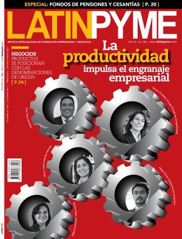 Edición Latinpyme No. 153