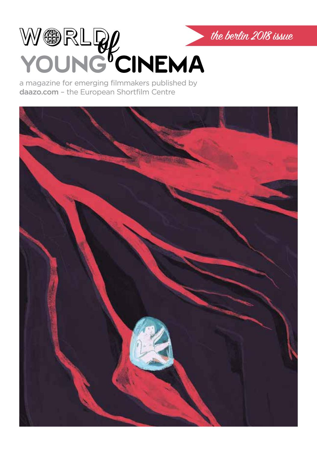 69d549c1836 World of Young Cinema – The Berlinale 2018 Issue by Daazo.com - The ...