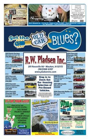 8250a9bf80 WI-IA Shopping News by Woodward Community Media - issuu