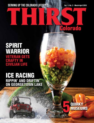 Thirst Colorado March April 2018 By The Publishing House