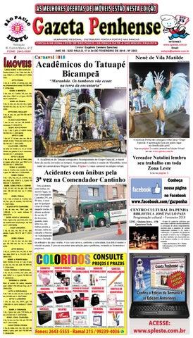 5dc917747d6cc Gazeta Penhense edição 2353 - 17 a 24.02.2018 by Marcelo Cantero - issuu