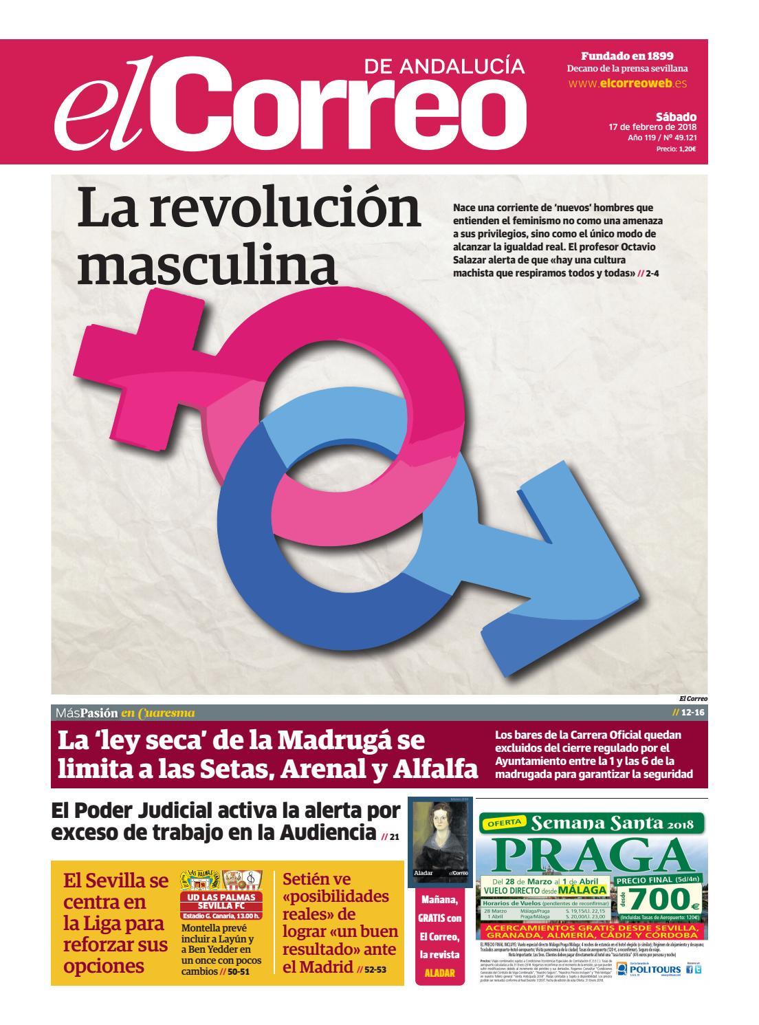 17.02.2018 El Correo de Andalucía by EL CORREO DE ANDALUCÍA S.L. - issuu 481f28a1046