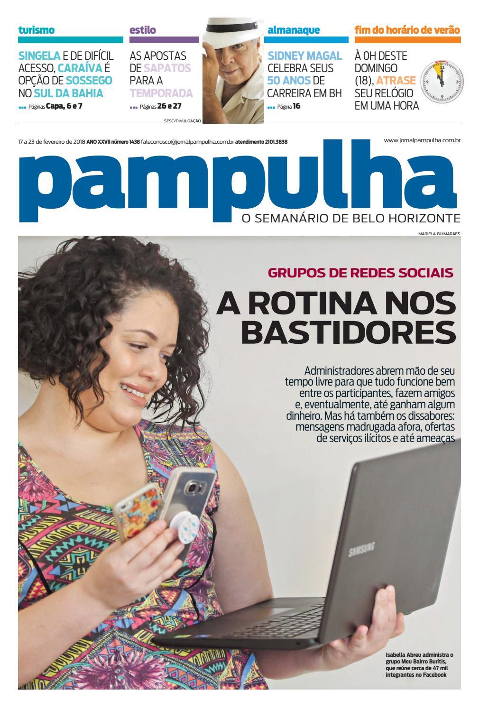 Pampulha, sábado - 17 02 2018 by Tecnologia Sempre Editora - issuu cfef27642f