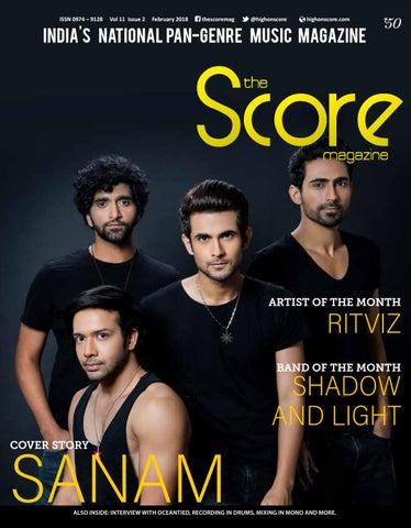 The Score Magazine February 2018 issue! by The Score Magazine - issuu