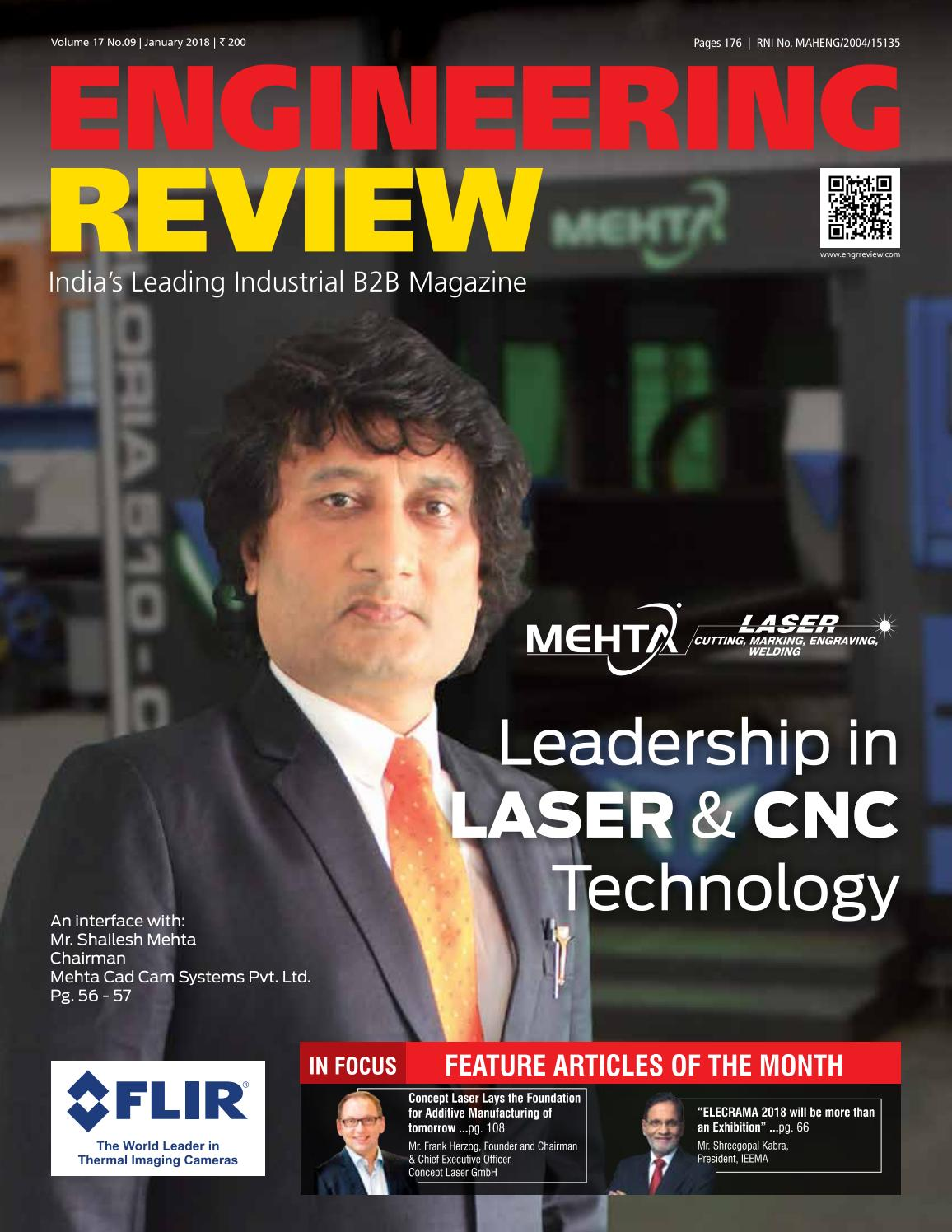 Engineering Review January 2018 by Divya Media Publications Pvt  Ltd