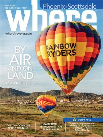 Where Magazine Phoenix Mar 2018 by Morris Media Network - issuu 34220a0460