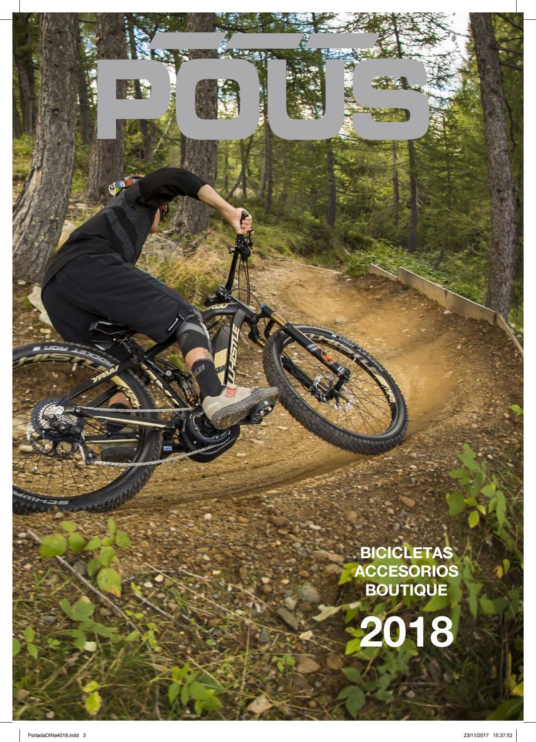 Catalogo Pous Ciclos Almozara by Ciclos Almozara - issuu