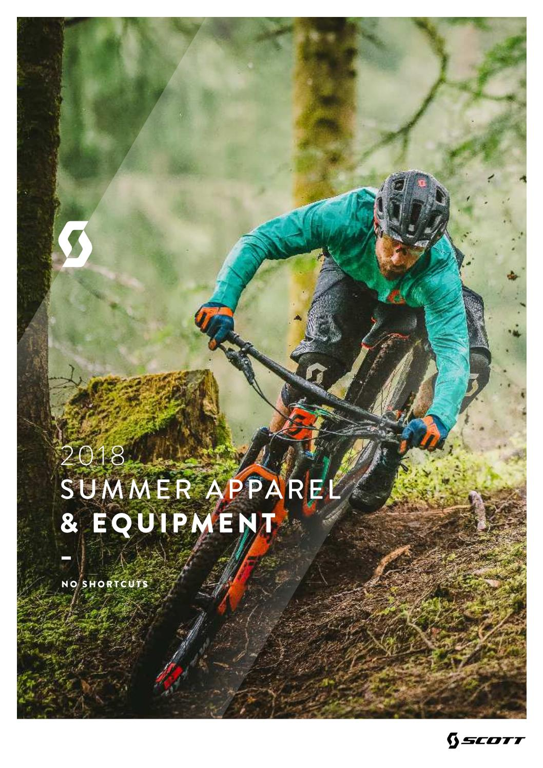 Catalogue Accessoires 2018   Scott Cycles Sports by Cindy Denizard  CyclesSports - issuu 6a78136654e5