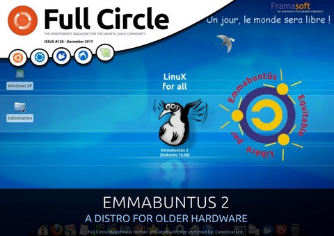 Full Circle Magazine #128 by Ronnie Tucker - issuu