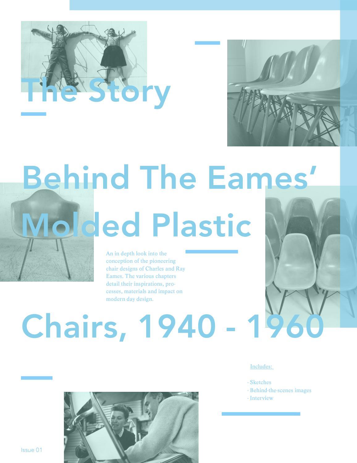 Eames Book by Kayla Van der Byl - issuu