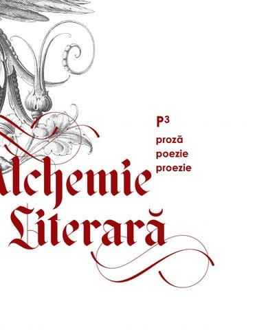 Page 19 of Alchemie Literara