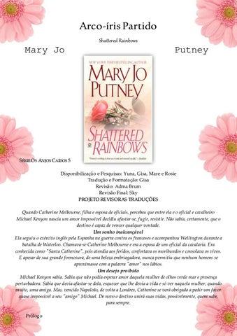 Mary jo putney anjos caídos 05 mary jo putney arco íris partido by ... 97b270cca06