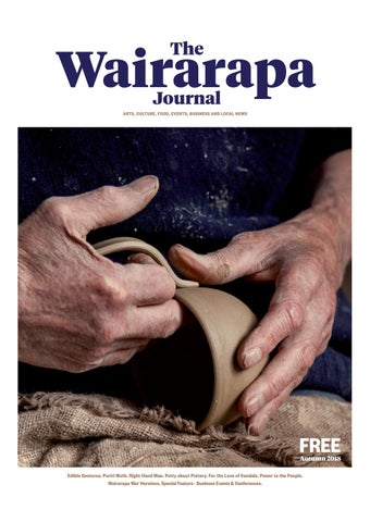 6ba1da1263fa0 The Wairarapa Journal Autumn 2018 by The Wairarapa Journal - issuu