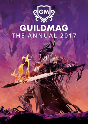 GuildMag Issue 21: The Annual 2017 by GuildMag - issuu