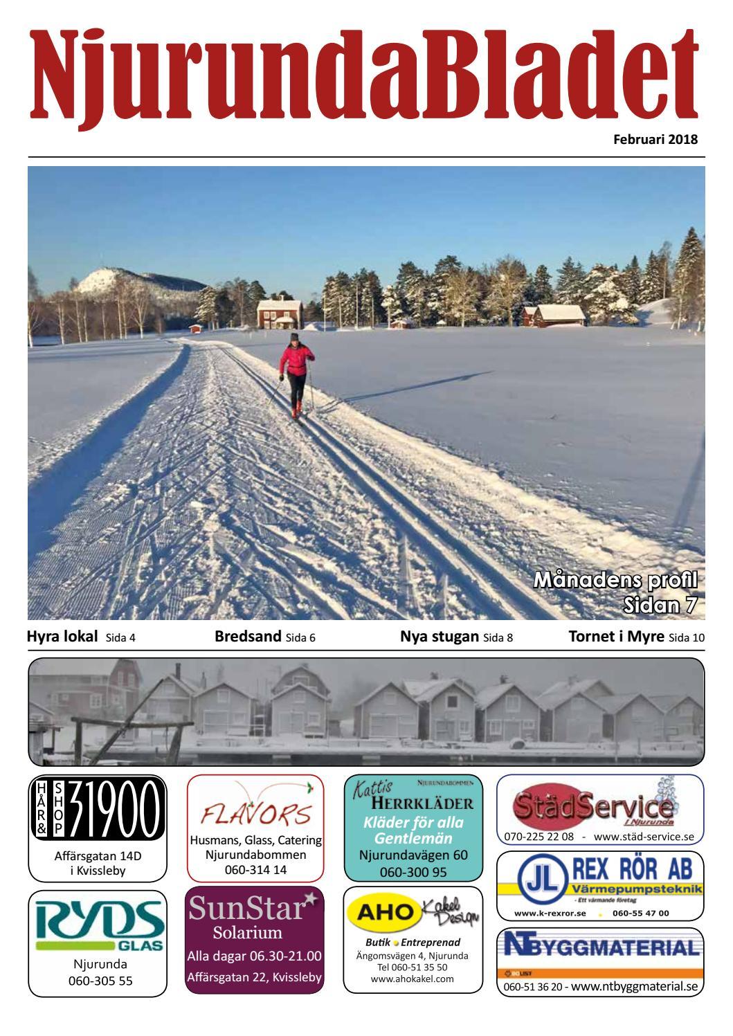 Njurundabladet 2016 03 by NjurundaFretagarna - issuu