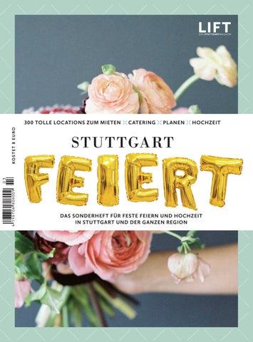 Stuttgart Feiert 2018 By Lift Das Stuttgartmagazin Issuu