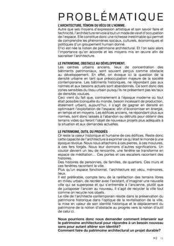 Page 11 of Problématique