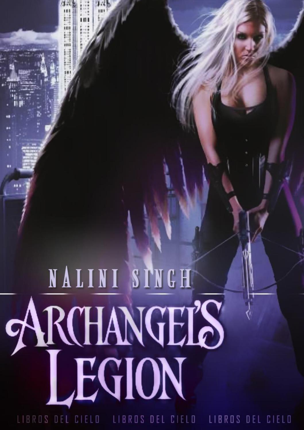 6 archangel ¦s legion nailini singh by isela avila - issuu