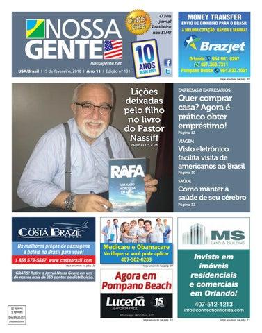7188cfd8ed5b6 Nossa Gente 131 by Nossa Gente - issuu