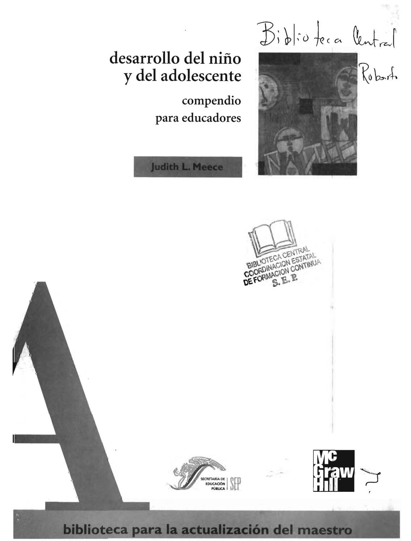 cbd115dd0 Desar del niño j l meece by Marizela Glez - issuu