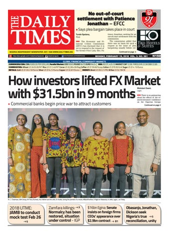 Dtn 19 2 18 by Dailytimes issuu