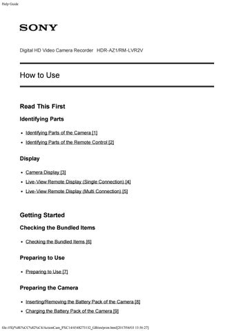 Monural: kullanım talimatı