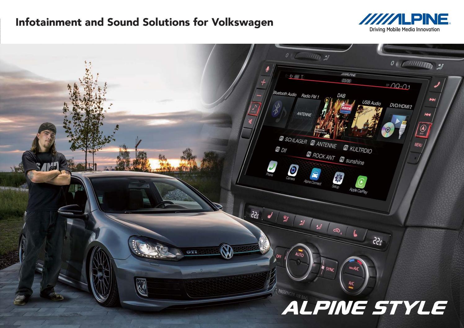 Alpine style за Volkswagen англиска верзија by ZEC - issuu