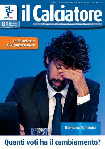 d8118c92e Il Calciatore Gennaio-Febbraio 2018 by Associazione Italiana ...