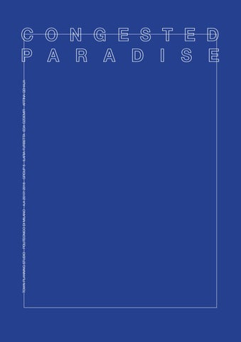 "Cover of ""TPDW 2017-18 - 05 Congested paradise"""