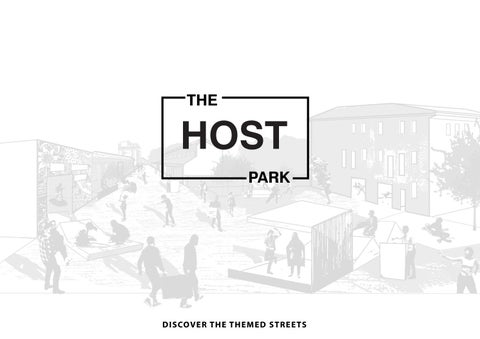 "Cover of ""TPDW 2017-18 - 13 The host park"""