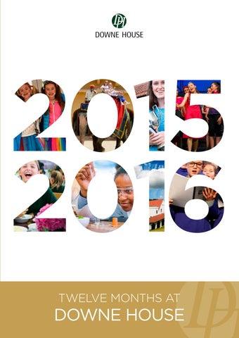 School Magazine 2015-2016 by Downe House School