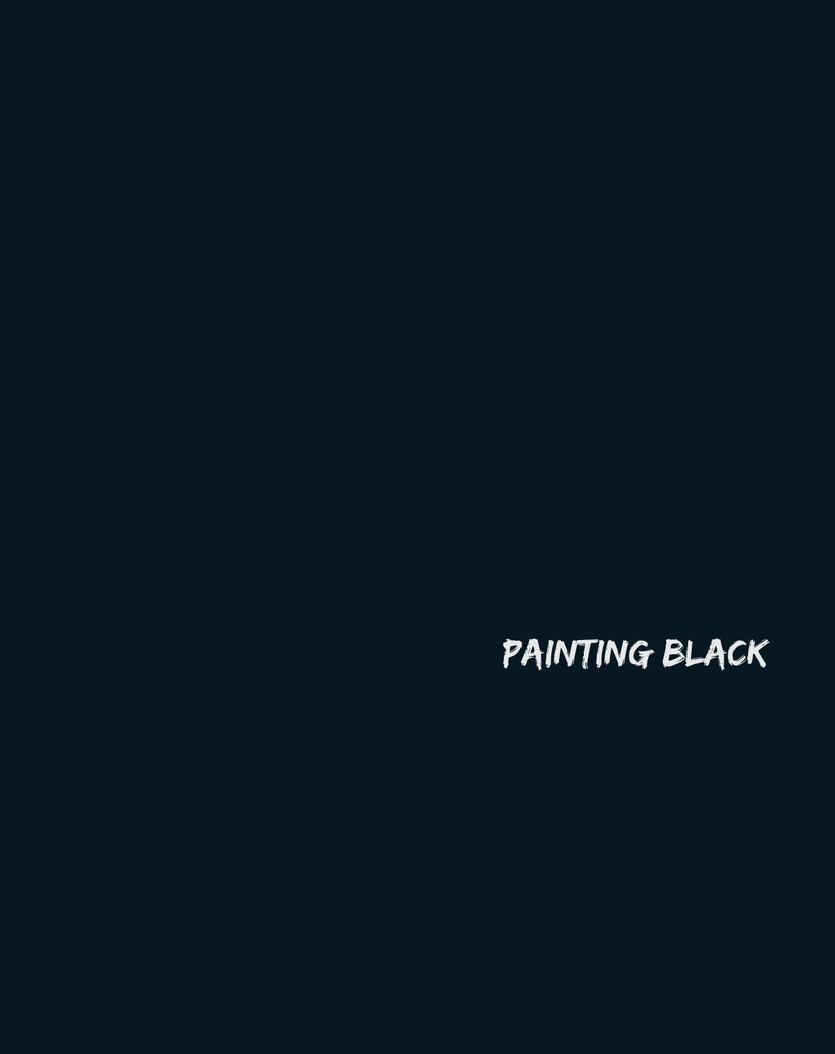 Catalog painting black – 42 artists from Europe and the United ...