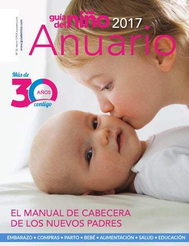 Anuario 2017 by Guía del Niño - issuu 8647b4067b4