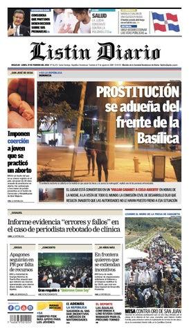 0b3b234a215a LD 19-08-2018 by Listín Diario - issuu