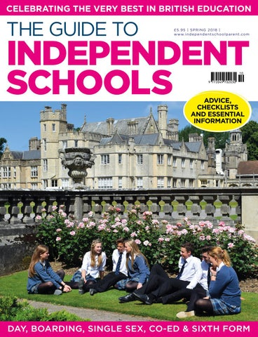 Independent School Parent Schools Guide Autumn 2018 by The Chelsea Magazine  Company - issuu abbad0a1b21