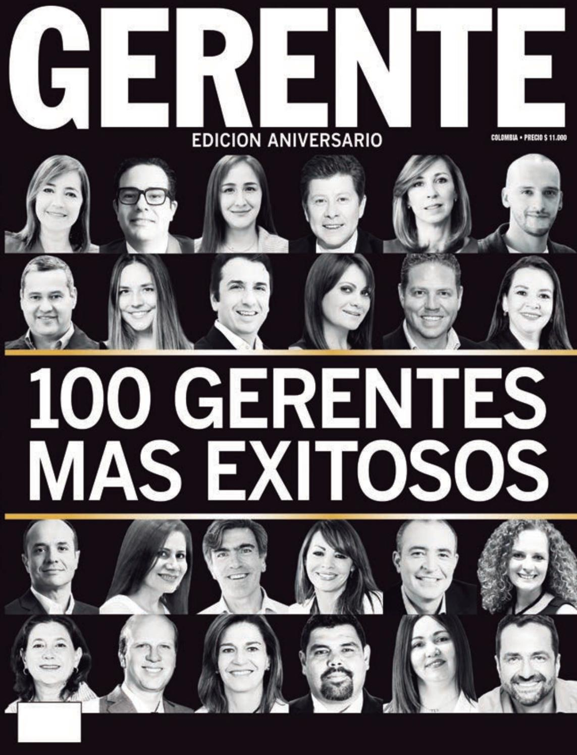 Revista Gerente Colombia 229 by REVISTA GERENTE - issuu