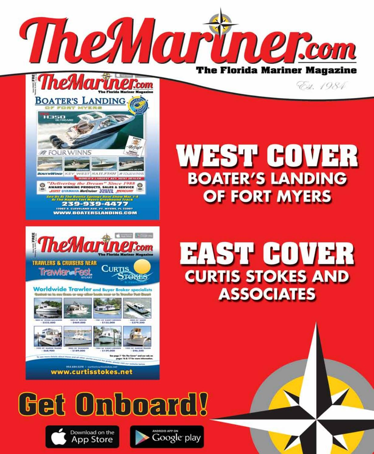 Issue 848 by The Florida Mariner - issuu
